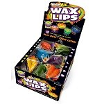 Wax Sugar Lips Halloween Mix - 24ct