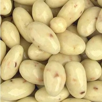 White Chocolate Coconut Almonds - 5lbs