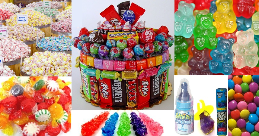 Popular Wholesale Bulk Candy