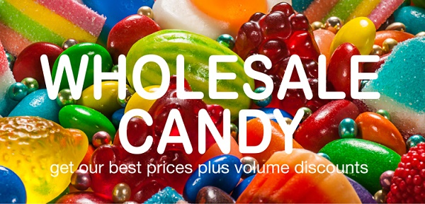 Wholesale Bulk Candy