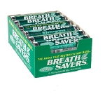 Wintergreen Breath Savers - 24ct
