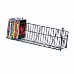 Angled Wire Grid Shelf - 18 x 6