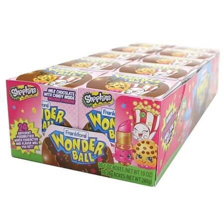 Shopkins Wonder Ball - 10ct