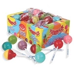 Yummy Lix Assorted Lollipops - 24ct