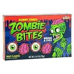 Zombie Bites Gummy Candy Box - 12ct