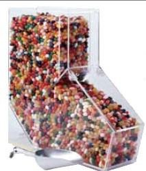 Snap-In Plexi Bin with Scoop