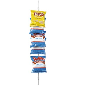 12 Clip Hanging Display - Color Choice