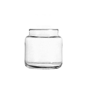 16 oz Country Kitchen Glass Jars - 12ct