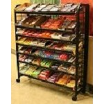 Premium Candy Display Rack - 48in