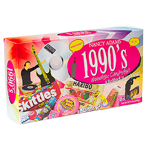1990's Decade Candy Box - 6ct