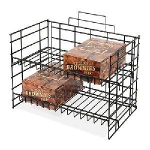 2-Tier Adjustable Counter Display