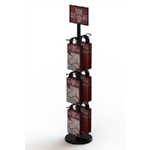 3-Tier Tote Bag Stand