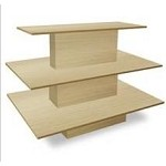 3 Tiered Display Table (Maple)