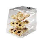 Acrylic Pastry Display Case - 3 Trays