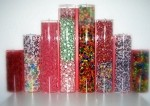 Acrylic Candy Towers - 8 Chimneys