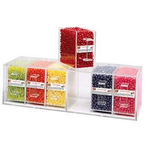 6 Drawer Jelly Belly Display Package