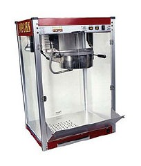 Theater Pop 12oz Popcorn Machine - MF