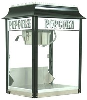 1911 8 oz. Black Popper Machine