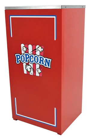 Red Stand for 4oz Cineplex Popcorn Machine