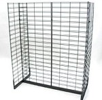 Gondola Slatgrid Display Rack