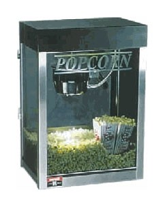Cretors Nite Club 6oz Popcorn Machine