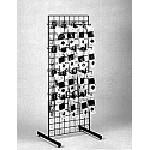 Grid Display Rack