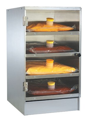 Backroom Warmer for Cheese