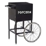 Cart for Black Fun Pop 4oz Popcorn Machine