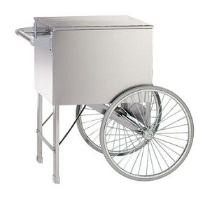 Stainless Steel Cart for Macho Pop