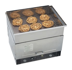 Gas 6 Funnel Cake Fryer - MF