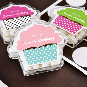Acrylic Cupcake Boxes - 24ct