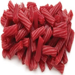 Aussie Licorice - Red Strawberry - 3lbs