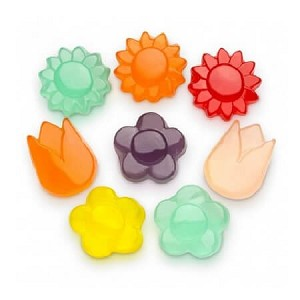 Awesome Blossoms Gummi Flowers - 20lbs
