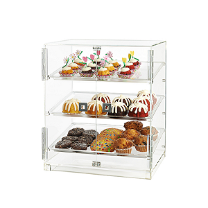 Bakery Cabinet - 2 Door