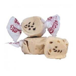 Chocolate Chip Cookie Salt Water Taffy - 20lbs