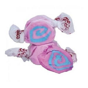 Cotton Candy Salt Water Taffy - 20lbs