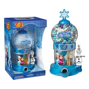Frozen Jelly Bean Machines w/ Candy - 6ct