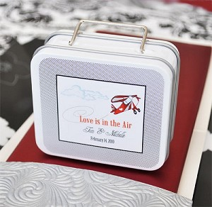 Love Is In The Air Gift Tins - 24ct