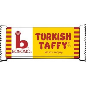 Turkish Taffy Banana Bars - 24ct