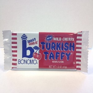 Turkish Taffy Cherry Bars - 24ct