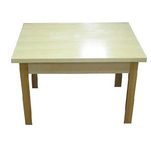 Wood Table - 32in