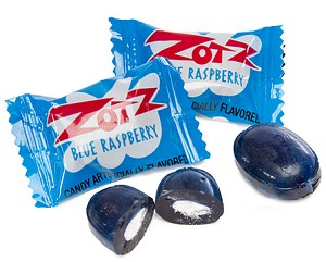 Zotz Blue Raspberry - 24ct