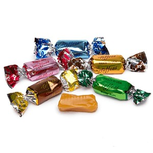 Assorted Toffees - 30lbs