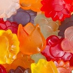 Awesome Blossoms Gummi Flowers - 5lbs