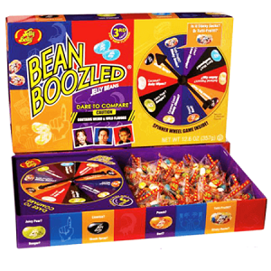 Beanboozled Spinner Game & Jelly Beans - 5ct