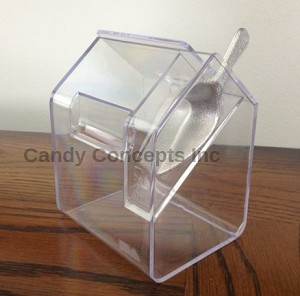 25 oz Mini Candy Bin - 48ct