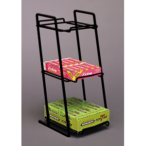 Boxed Goods Counter Rack