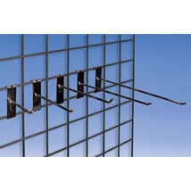 "Gridwall Hooks For 3"" Grid - Size Choice - 20ct"
