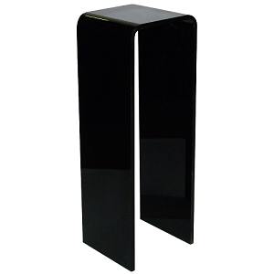 Waterfall Acrylic Pedestal - Size and Color Option