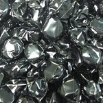 Black Wrapped Peppermints - 5lbs